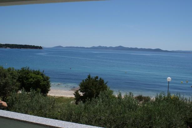 apartment sea view punta skala petrcane zadar holiday rent
