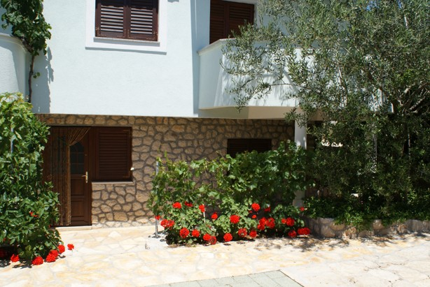 apartment punta skala petrcane zadar holiday rent